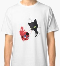 Plagg and Tikki Classic T-Shirt
