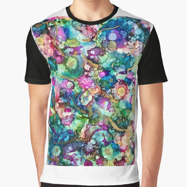 """""""A coral reef"""" Graphic T-Shirt"""