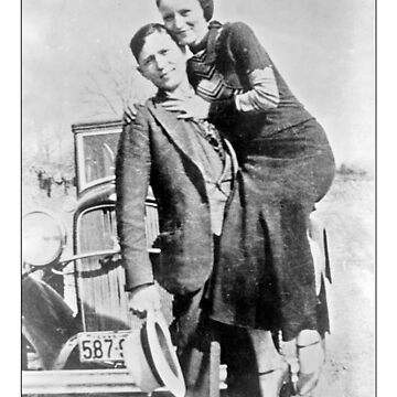 Bonnie and Clyde by ozziwar