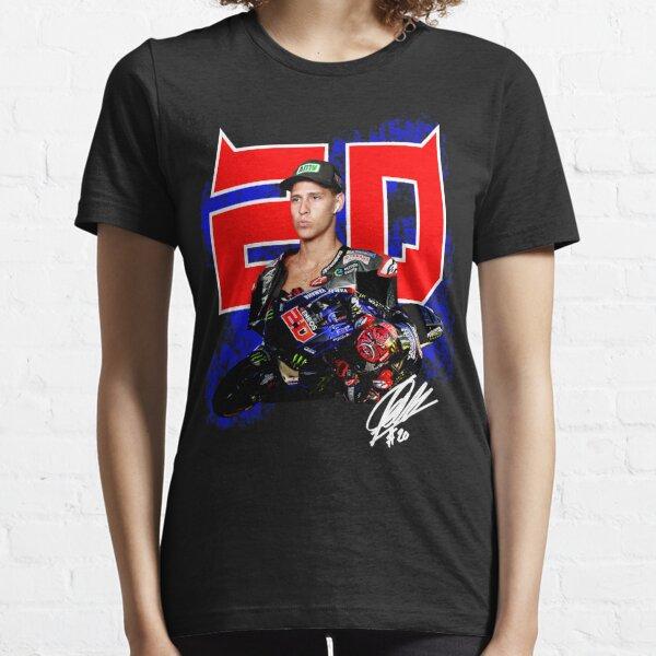 Fabio Quartararo  Moto GP #20 2021 MotoGP  El Diablo Gift Essential T-Shirt