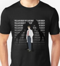 Willaim Birkin Resident Evil 2 Unisex T-Shirt