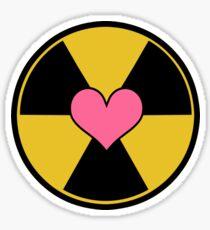 Holtzmann Symbol Sticker