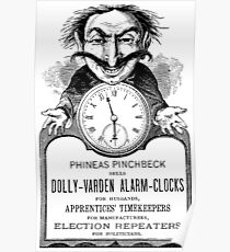 Phineas Pinchbeck  Poster