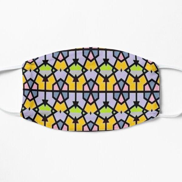 pattern, design, tracery, weave, decoration, motif, marking, ornament, ornamentation, #pattern, #design, #tracery, #weave, #decoration, #motif, #marking, #ornament, #ornamentation Flat Mask