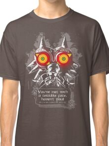 Majoras Mask - Meeting With a Terrible Fate Classic T-Shirt