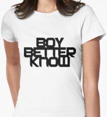 BBK Boy Better Know Women's Fitted T-Shirt