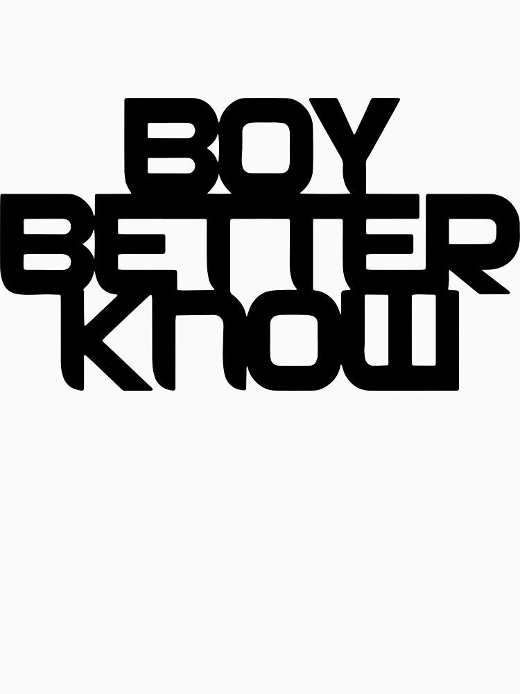 BBK Boy Better Know | Unisex T-Shirt