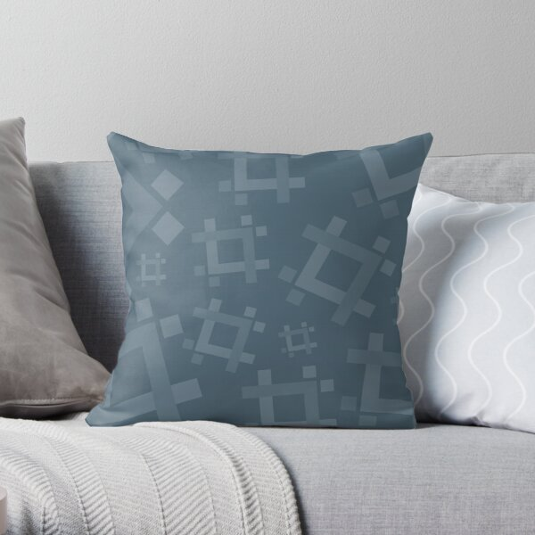 The Sheezy Effect 2.0 Throw Pillow