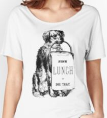 Fine Lunch Women's Relaxed Fit T-Shirt