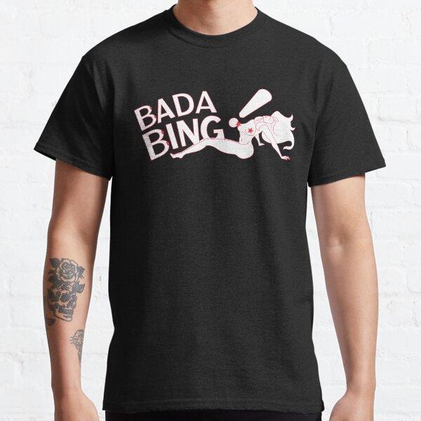 Bada Bing - Standard Logo Classic T-Shirt