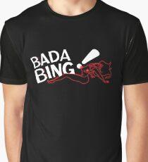 Bada Bing - Blurry Neon Variant Graphic T-Shirt