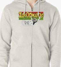 Zoboomafoo Zipped Hoodie