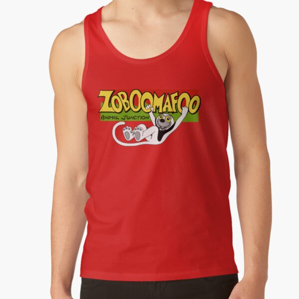 Zoboomafoo Tank Top