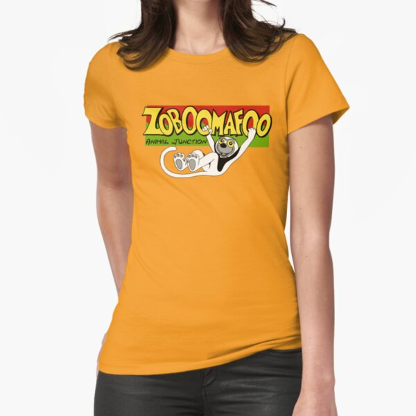 Zoboomafoo Fitted T-Shirt