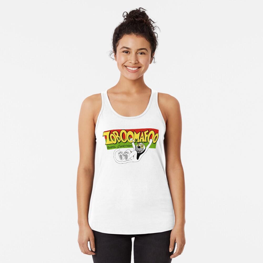 Zoboomafoo Racerback Tank Top