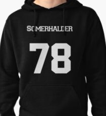 Ian Somerhalder Pullover Hoodie