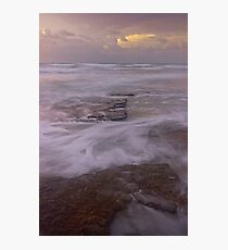 Cable beach rocks Photographic Print