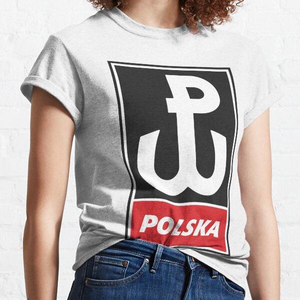 Poland Anchor Kotwika Classic T-Shirt