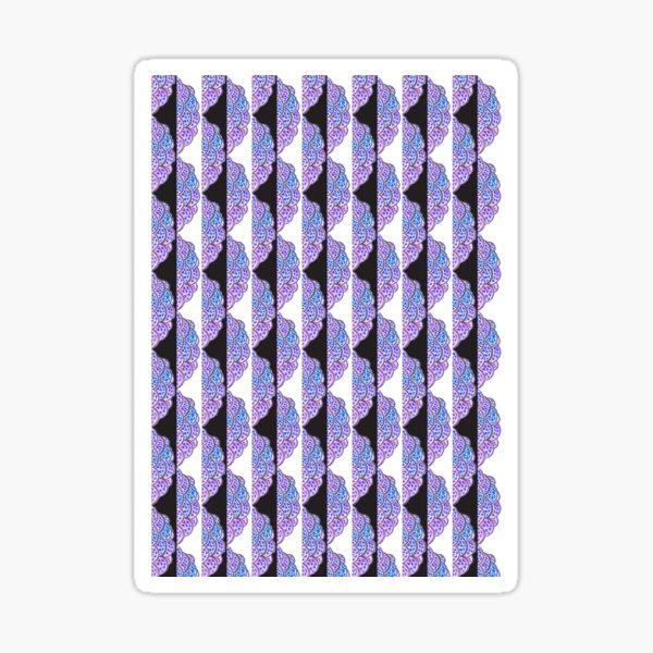 Fish Scales Drama Sticker