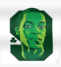 ROJON RONDO IS GREEN Poster