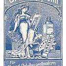 Vintage German Advert by Kawka