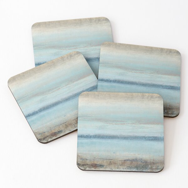 Tranquility Art Coasters (Set of 4)