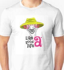 head ostrich good life T-Shirt