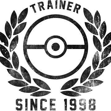 Pokemon Trainer! by UberPBnJ