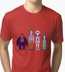 The Mighty Boosh Tri-blend T-Shirt