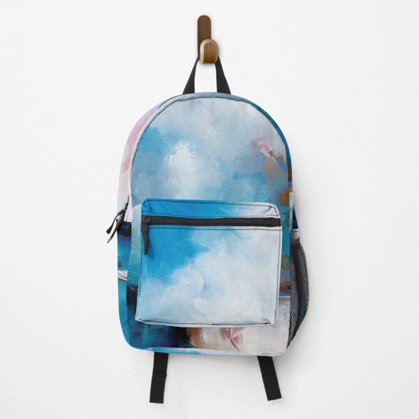 Glow In The Blue Backpack