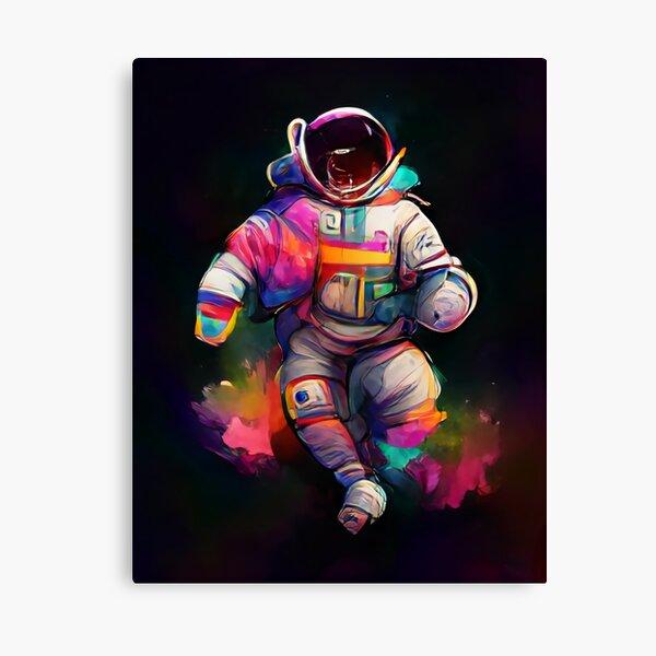 Spacewalk Canvas Print