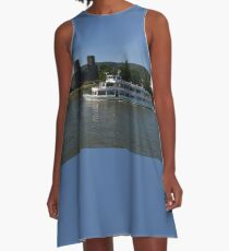Rhine Cruiser Godesia A-Line Dress