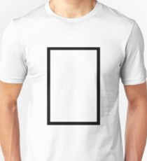 The 1975 Rectangle Black Unisex T-Shirt
