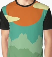 Invitation to Explore the Forrest Graphic T-Shirt