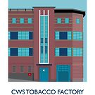 MANCHESTER - CWS Tobacco Factory by exvista