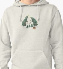 Christmas Clothes Pullover Hoodie