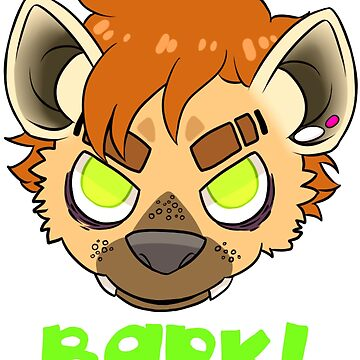 BARK! by FrecklesBK