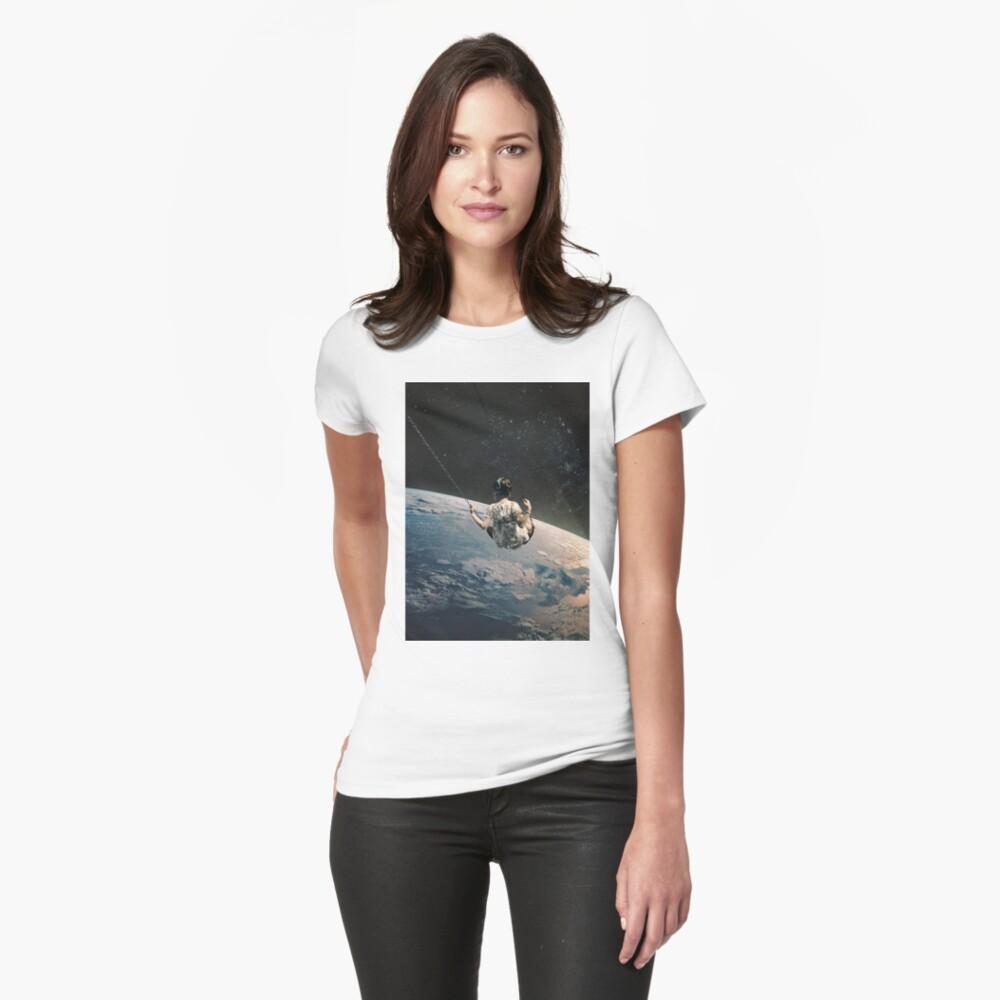oscilación Camiseta entallada