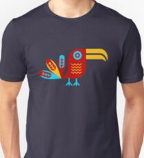 Toucan, bird, birdy, colorful T-Shirt