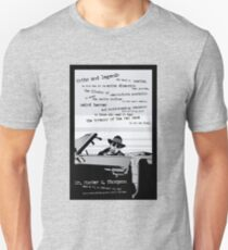 Hunter S. Thompson - Last Outlaw T-Shirt