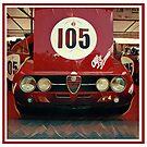Alfa Romeo Giulia GTAm by BiTurbo228