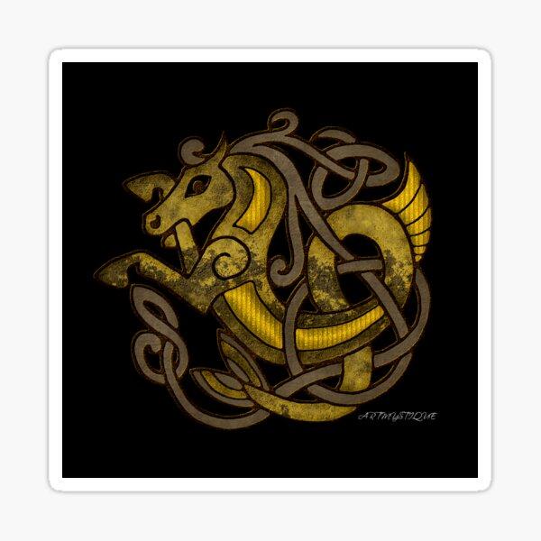 Celtic Water Kelpie Sticker