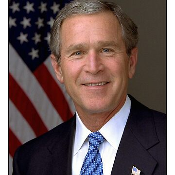George W Bush American President by ozziwar