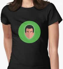 S'chn T'gai Spock Womens Fitted T-Shirt