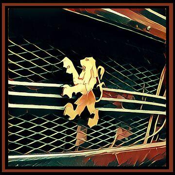 Peugeot 505 Lion by BiTurbo228
