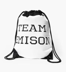 Team Emison PLL  Drawstring Bag