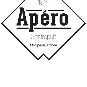 Apéro Gastropub by AndersonJames