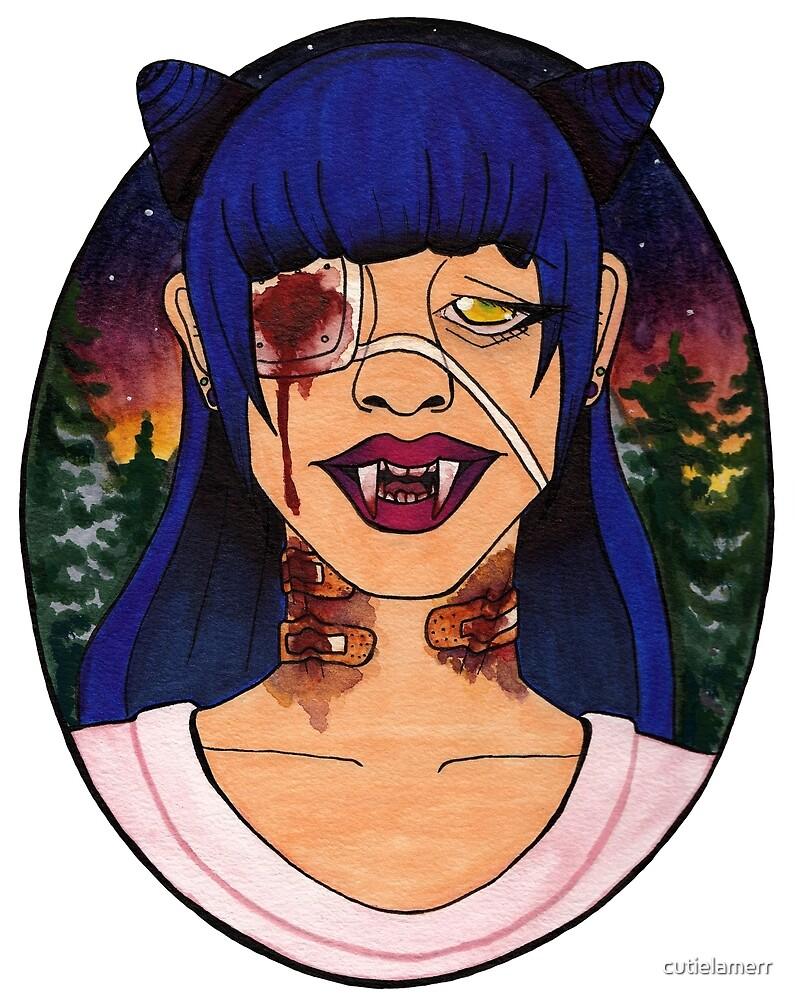 Vampire Girls Will Never Hurt You by cutielamerr