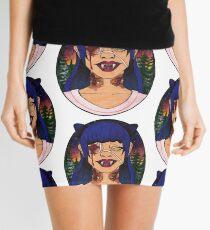 Vampire Girls Will Never Hurt You Mini Skirt