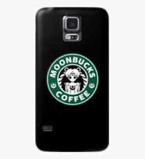 Funda/vinilo para Samsung Galaxy Café Moonbucks